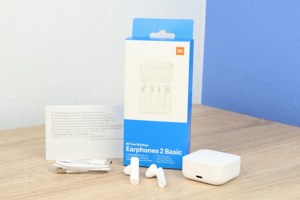 Xiaomi Mi TWS Earphones 2 Basic 1