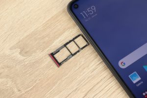 Xiaomi Redmi Note 9T Sim Netz Empfang