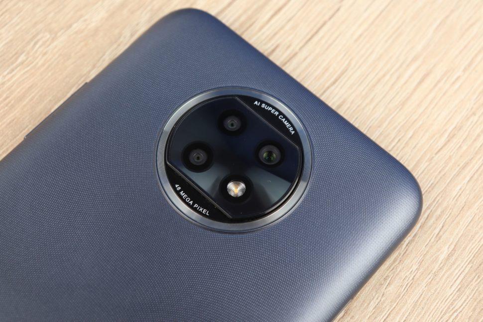 Xiaomi Redmi Note 9T Triple Kamera