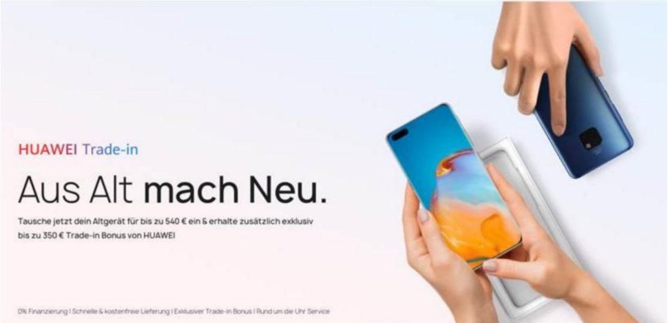 Huawei Trade In