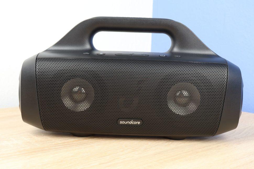 Anker Soundcore Motion Boom Test 11