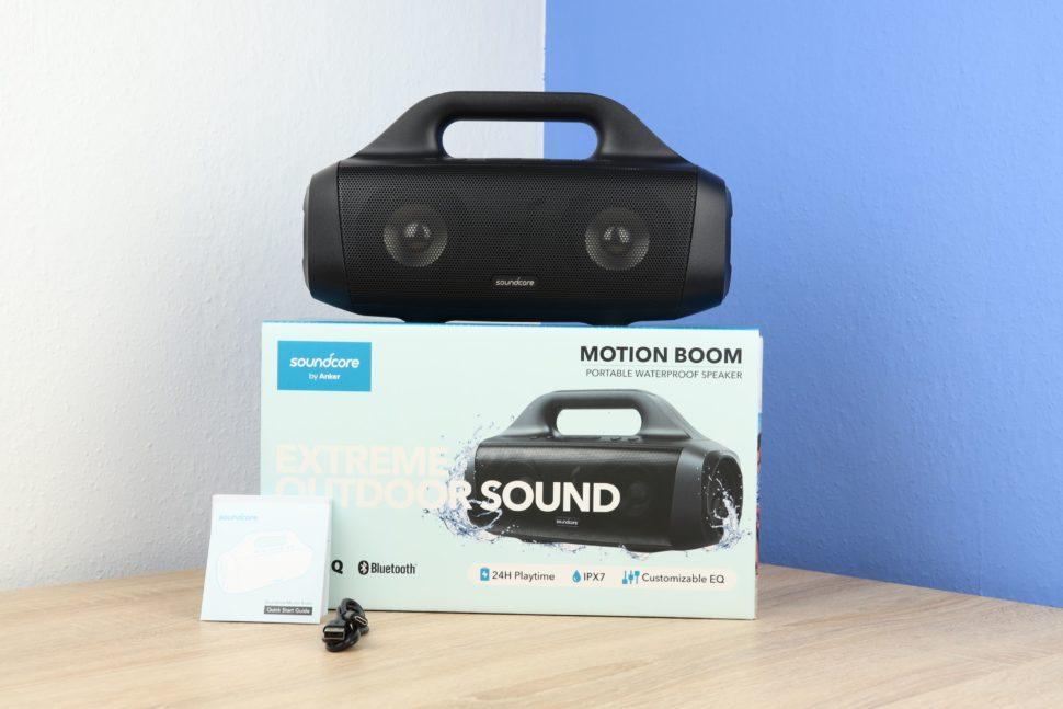 Anker Soundcore Motion Boom Test 4