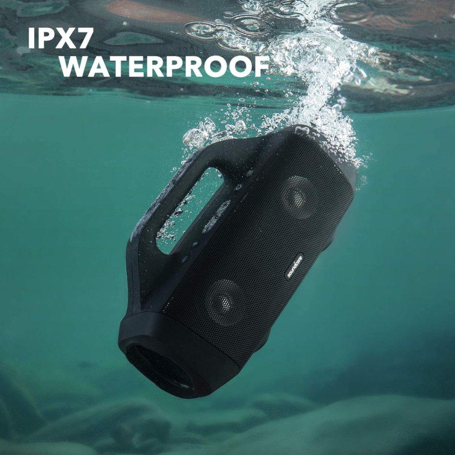 Anker Soundcore Motion Boom Test IPX 2