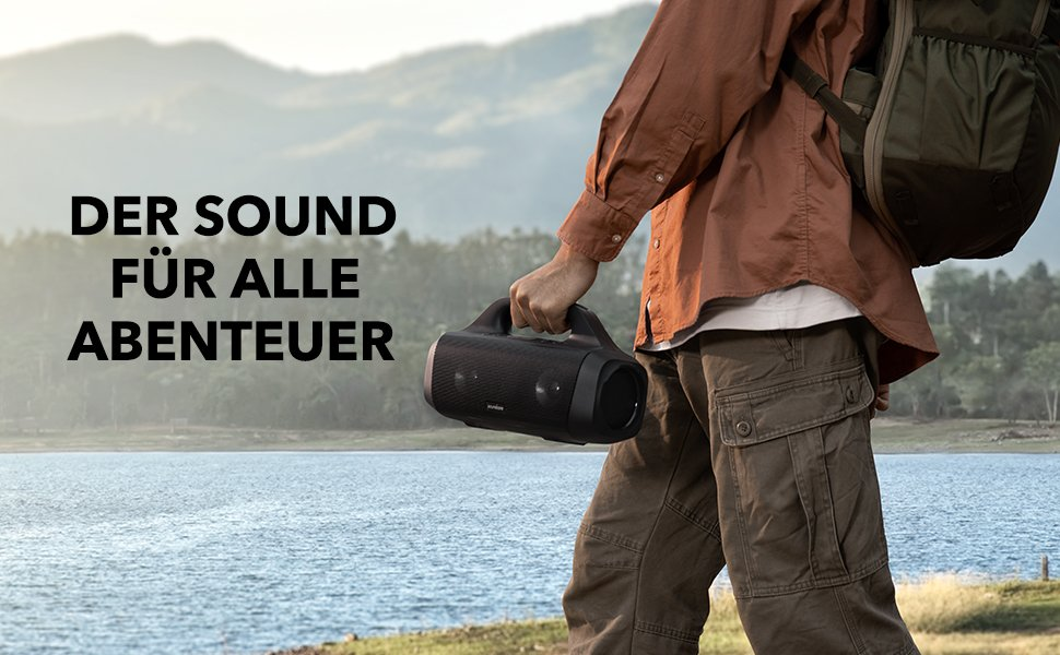Anker Soundcore Motion Boom Test Outdoor 2