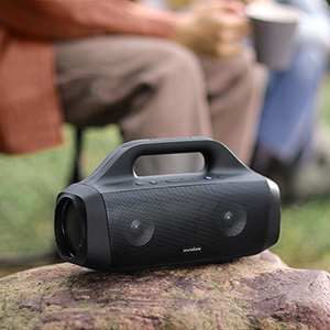 Anker Soundcore Motion Boom Test Outdoor