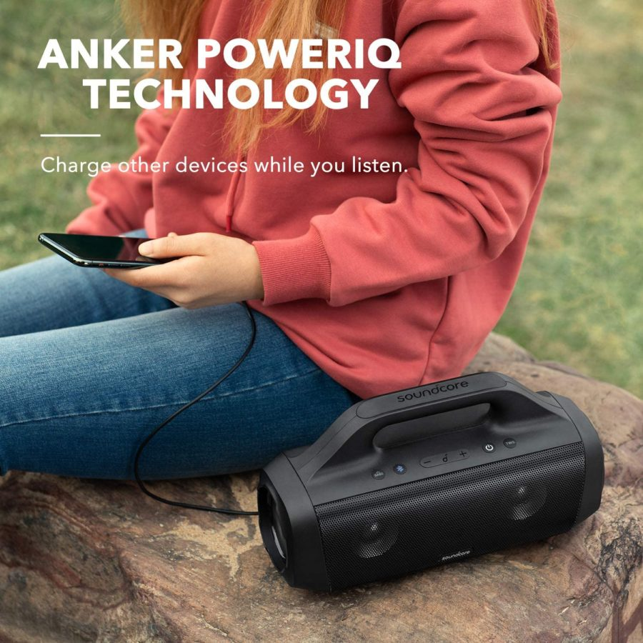 Anker Soundcore Motion Boom Test charge