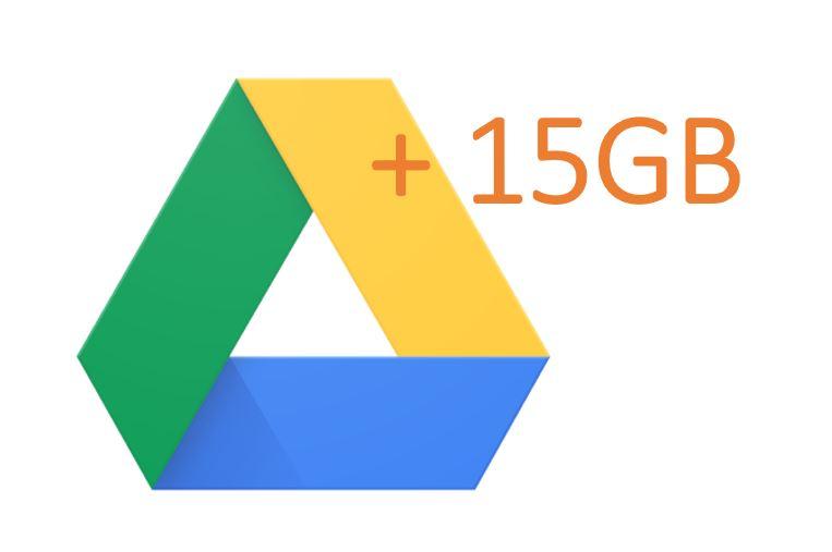 Google Drive Speicher kostenlos erweitern - Anleitung für 15GB extra