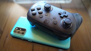 Nintendo Switch Pro Controller Android Foto