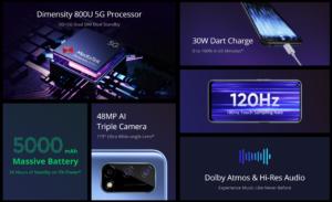 Realme Narzo 30 Pro vorgestellt 6