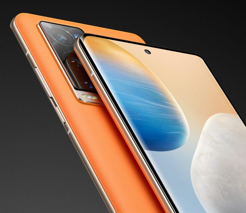 Vivo X60 Pro Orange 2