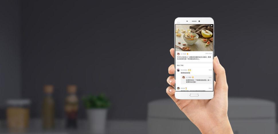 Xiaomi Mi Reiskocher Test App3