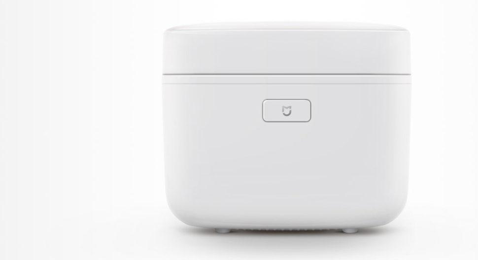 Xiaomi Mi Reiskocher Test front