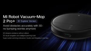 Xiaomi Mi Robot Vacuum 2 Pro  Vorgestellt 2