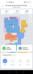 Xiaomi Mi Vacuum 2 Pro Test App Saug  Wischleistung 1