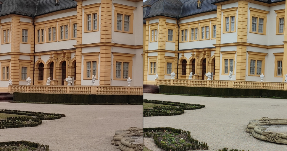 Lossless Redmi Note 10 vs. Note 10 Pro Daylight 1 Zoom