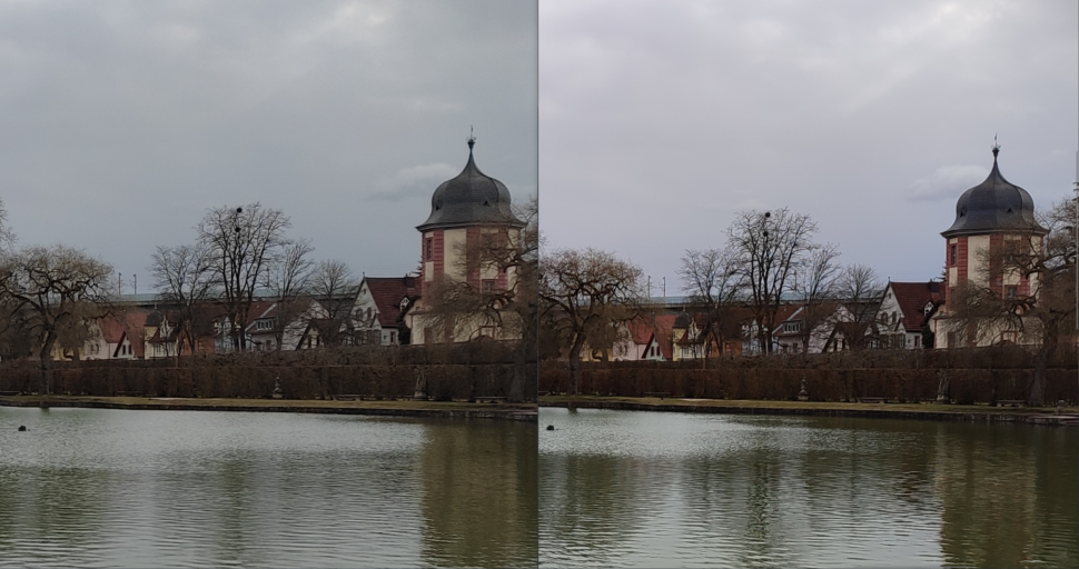 Lossless Redmi Note 10 vs. Note 10 Pro Daylight 2 Zoom