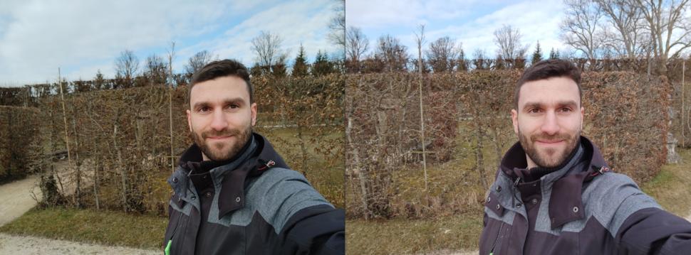 Lossless Redmi Note 10 vs. Note 10 Pro Selfie 1