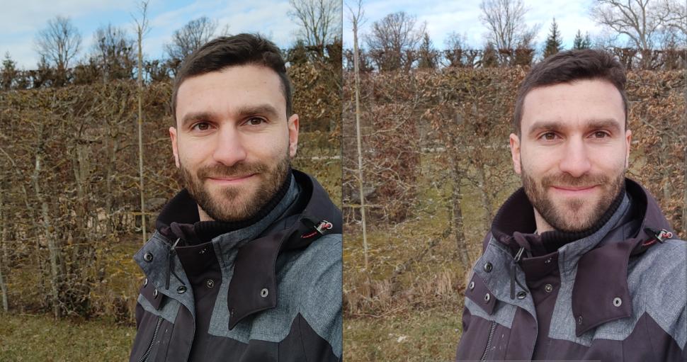 Lossless Redmi Note 10 vs. Note 10 Pro Selfie 1 Zoom