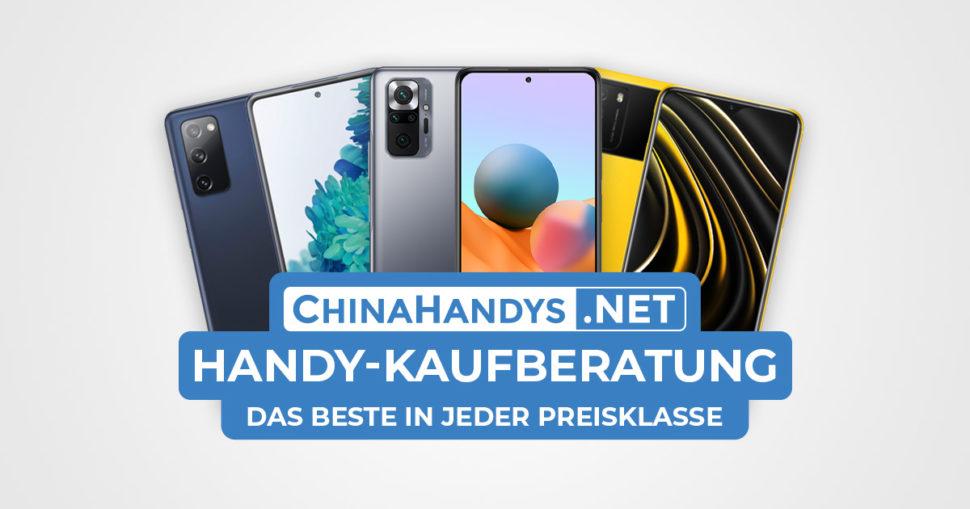Smartphone Kaufempfehlung Banner März 2021