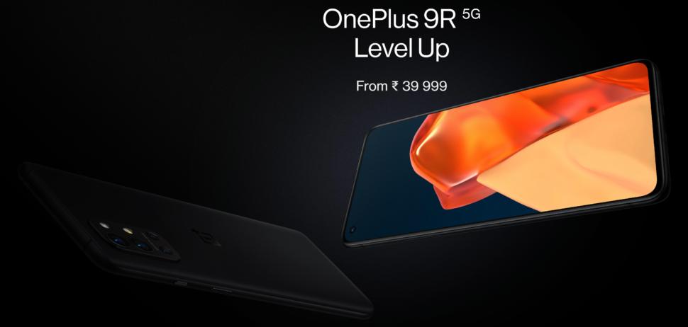 OnePlus 9R vorgestellt 2