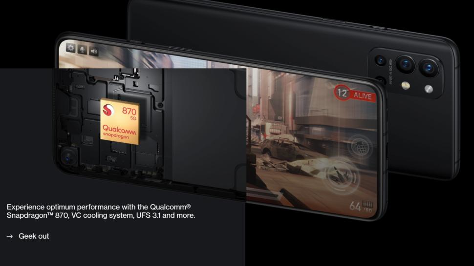 OnePlus 9R vorgestellt 4