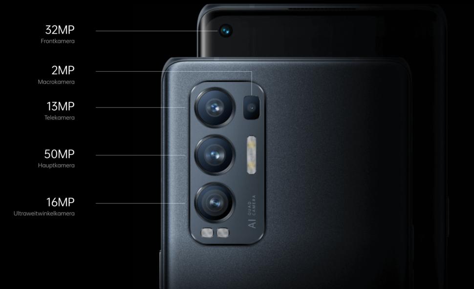 Oppo find x3 neo kamera