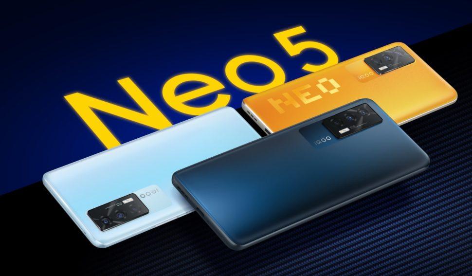 IQOO Neo5 3