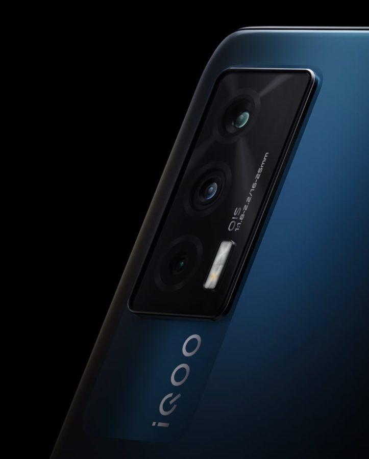 IQOO Neo5 Kamera