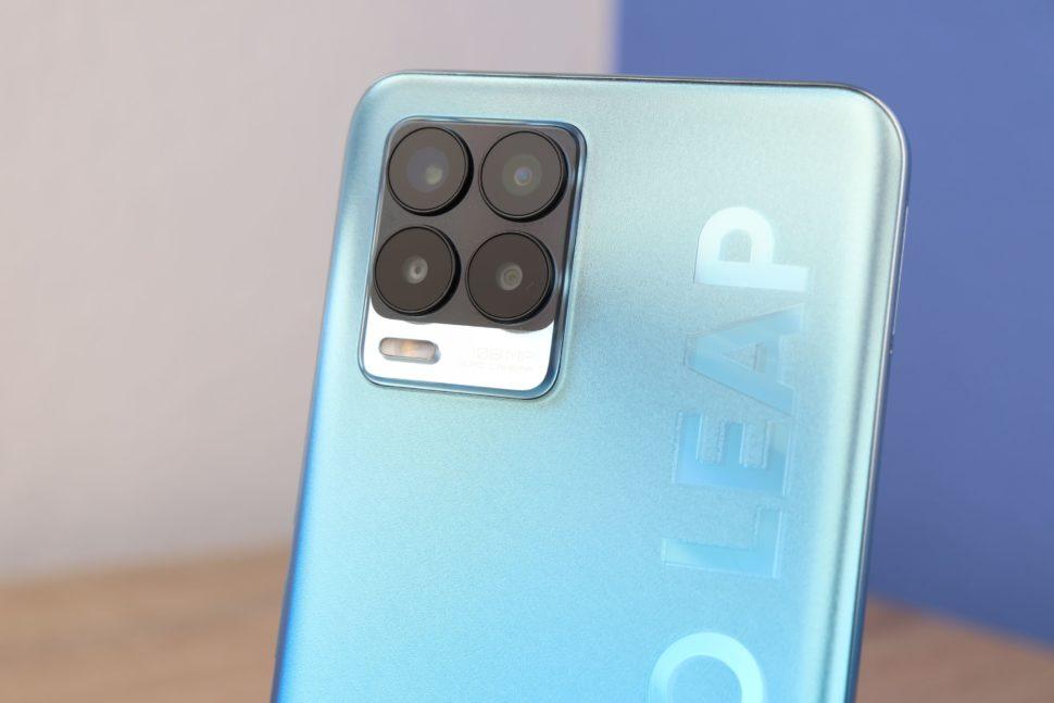 Realme 8 Pro Kamera