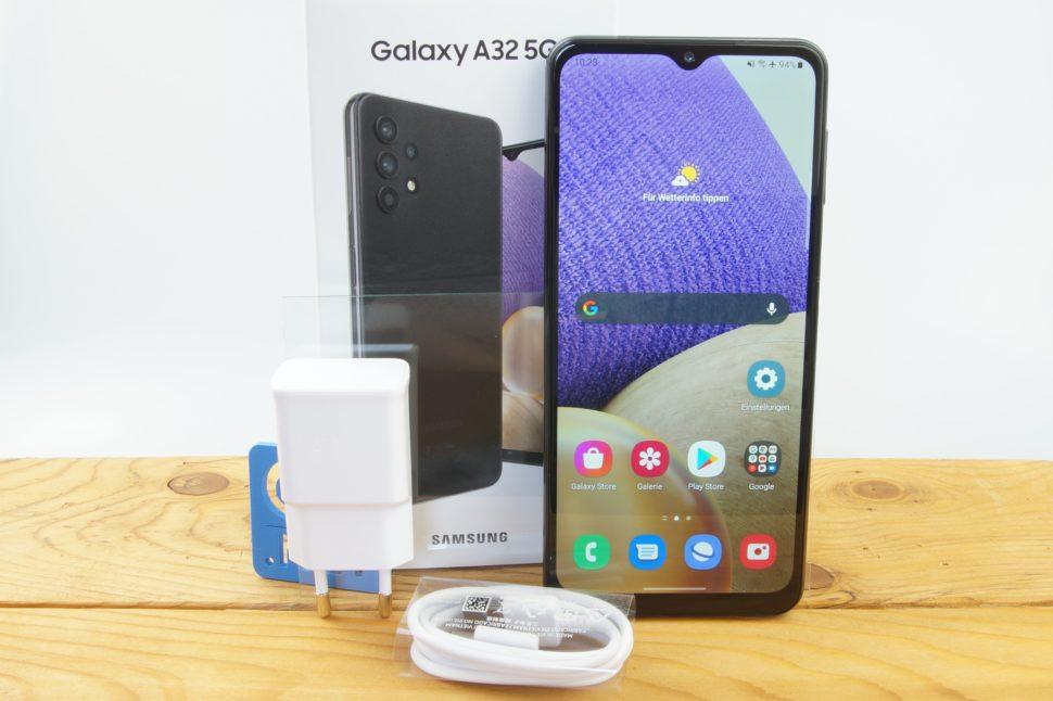 Samsung Galaxy A32 5G Test Produktfotos 9