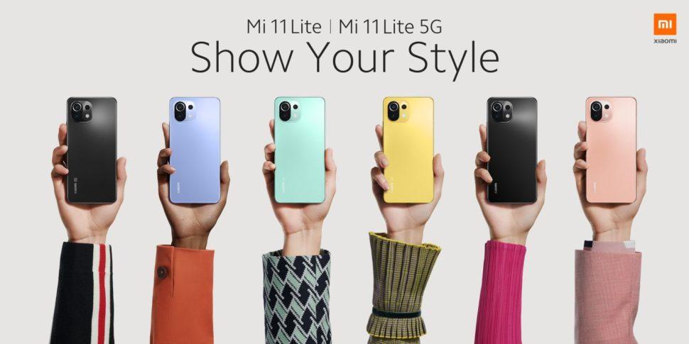 Xiaoi Mi 11 Lite vorgestellt