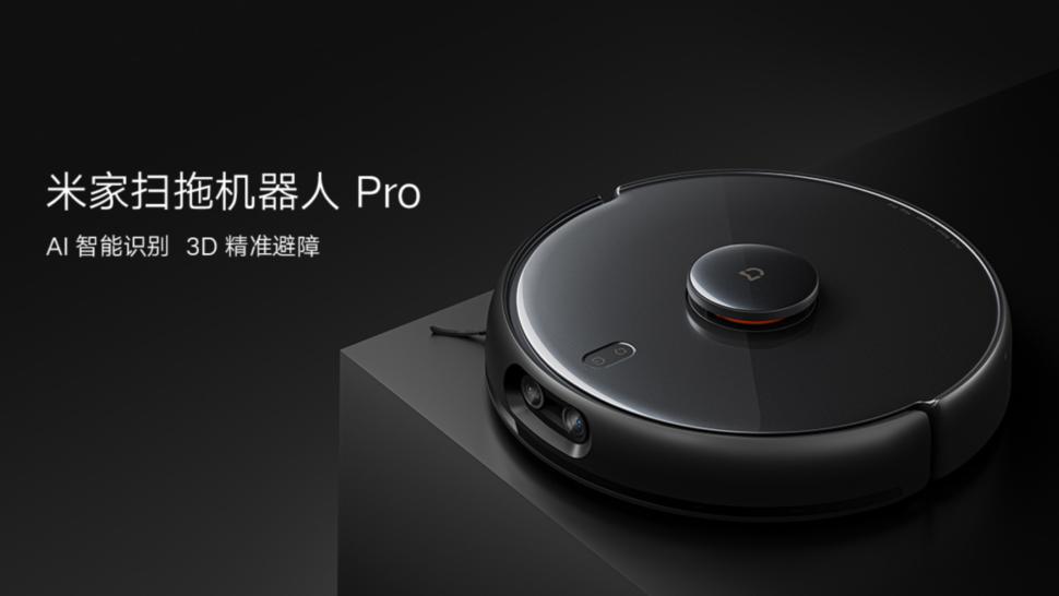 Xiaomi MIJIA Robot Pro vorgestellt China 2