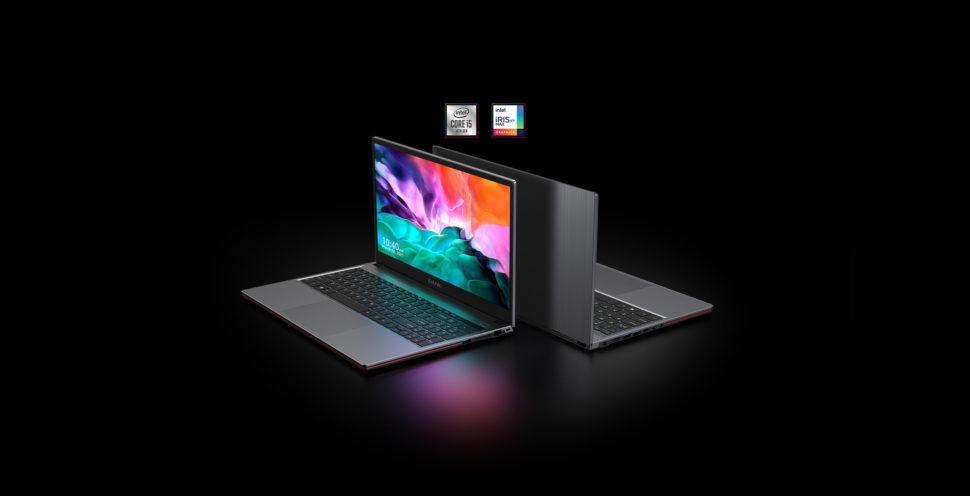 Chuwi CoreBook Xe Banner Intel i5
