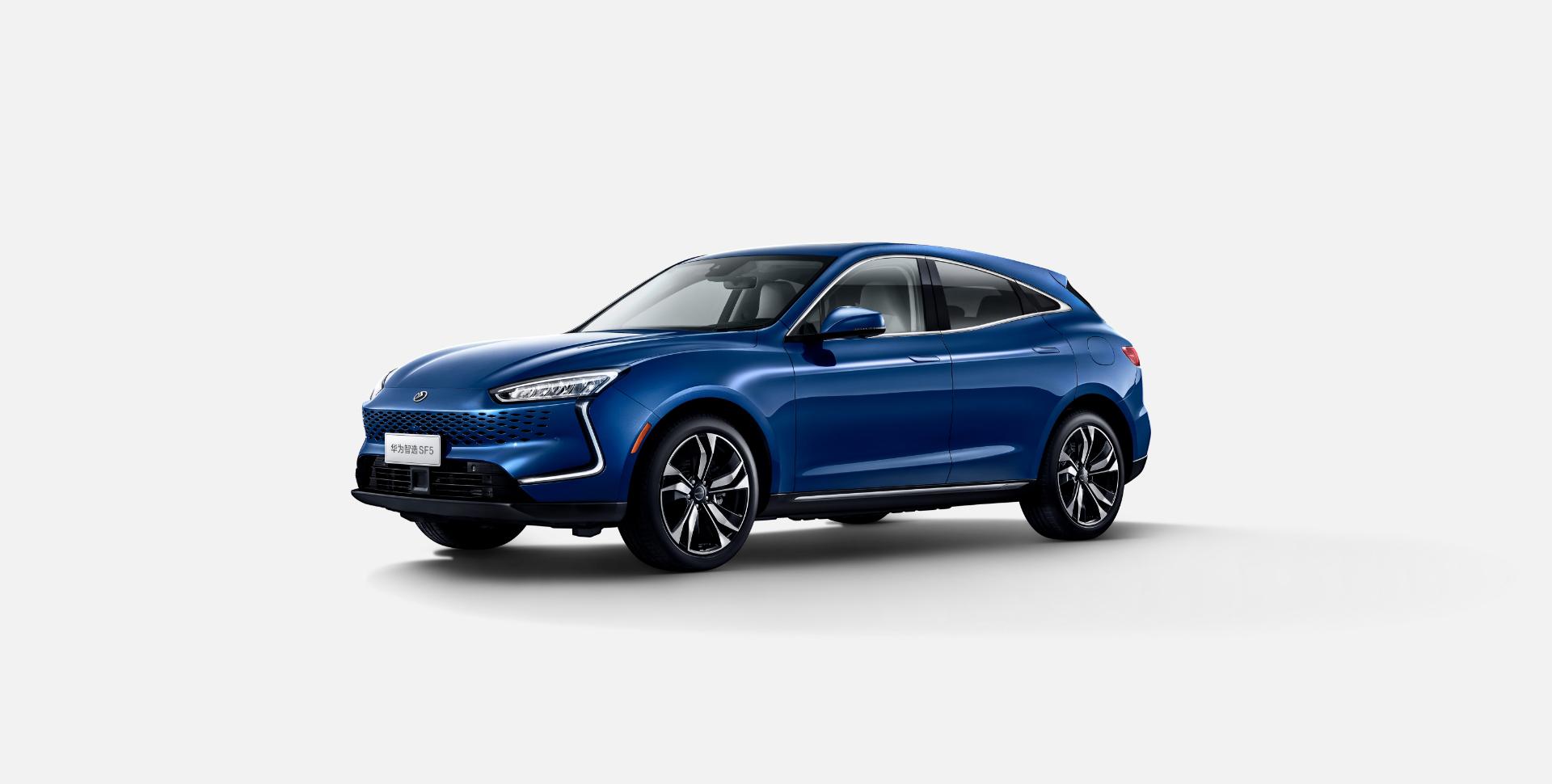 Cyrus-Huawei-Smart-Selection-SF5-erstes-Hybrid-Elektroauto-mit-Huawei-Beteiligung-startet-in-China