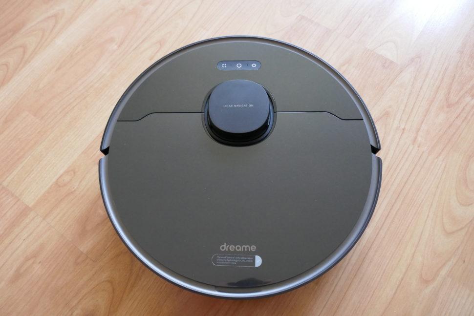 Dreame Bot L10 Pro Test 1