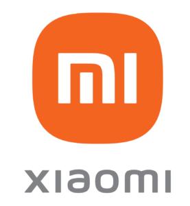 Xiaomi Logo Schriftzug
