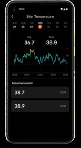 mobvoi ticwatch gth app