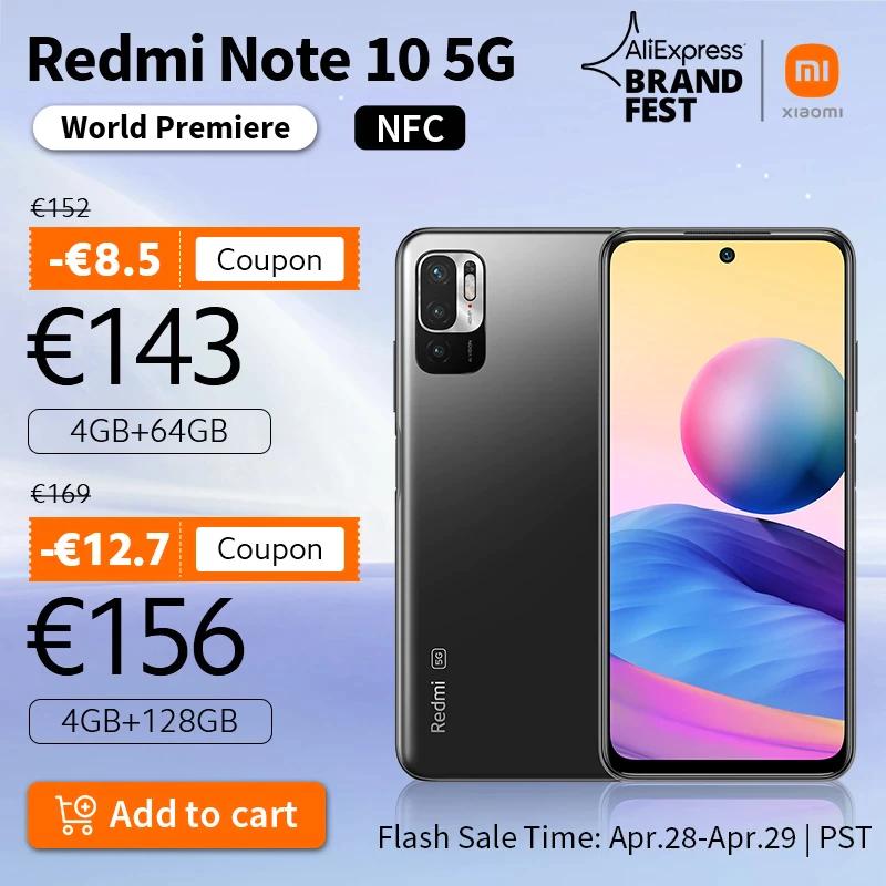 Xiaomi Redmi Note 10 5G Angebot