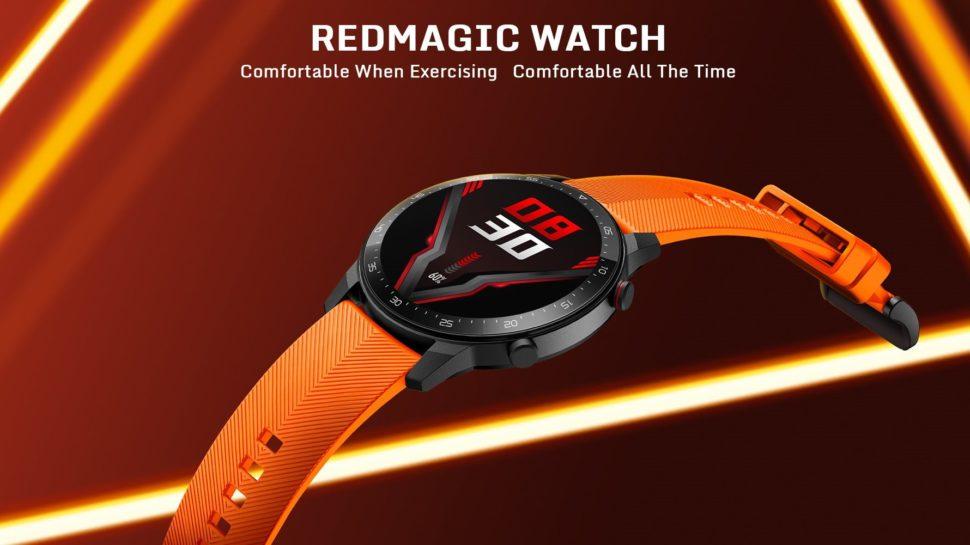 Red Magic Watch vorgestellt 2