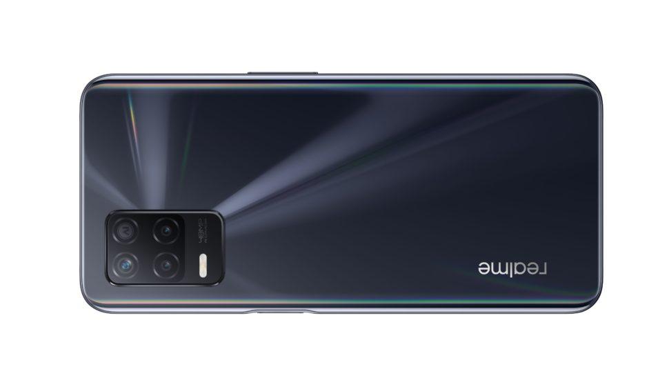 realme 8 5G supersonic black front 1 e1619167124974