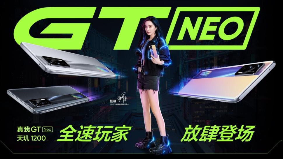 Realme GT Neo vorgestellt 8