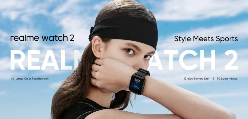 Realme Watch 2 vorgestellt 1