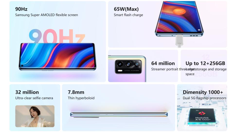 Realme X7 Pro Ultra vorgestellt 6