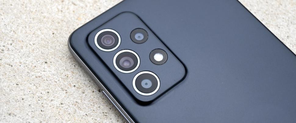 Samsung Galaxy A52 Quadkamera