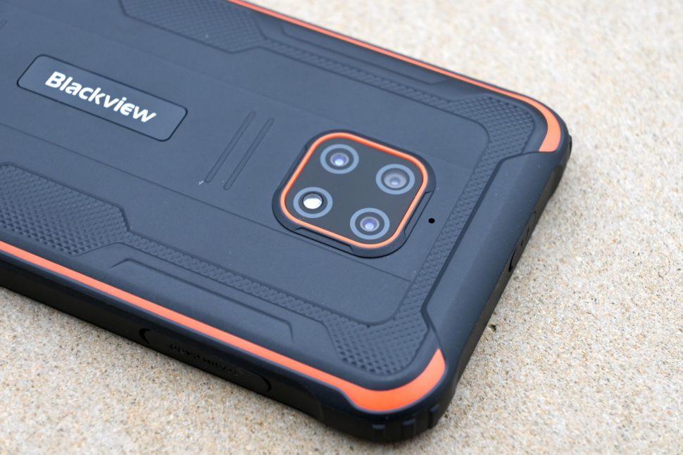 Blackview BV4900 Pro camera
