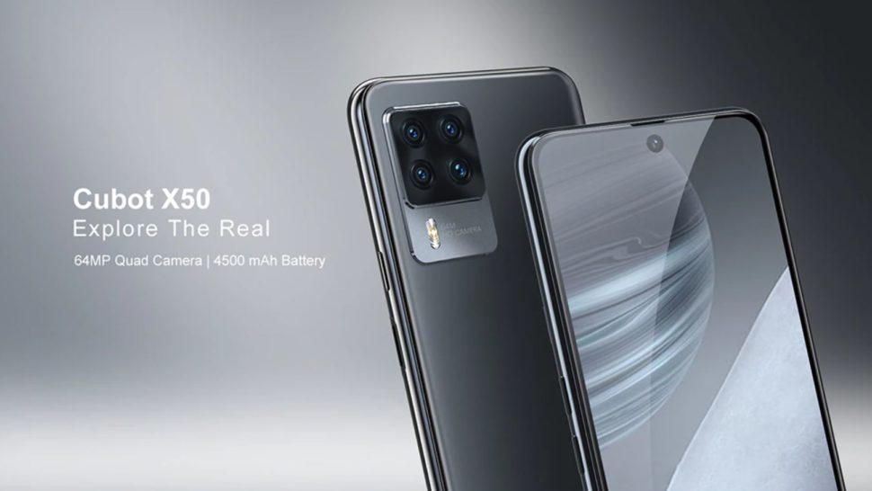 Cubot X50 Smartphone 6 e1620079787191