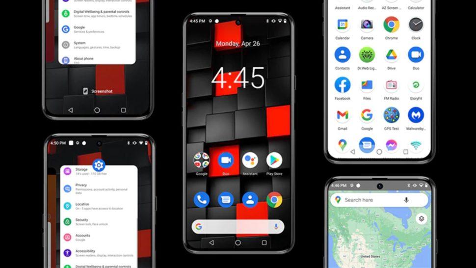 Cubot X50 Smartphone 5 e1620079475345