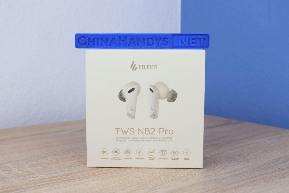 Edifier TWS NB2 Pro Test