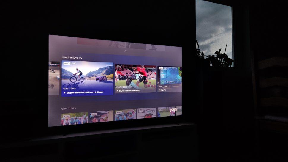 Joyn Android TV