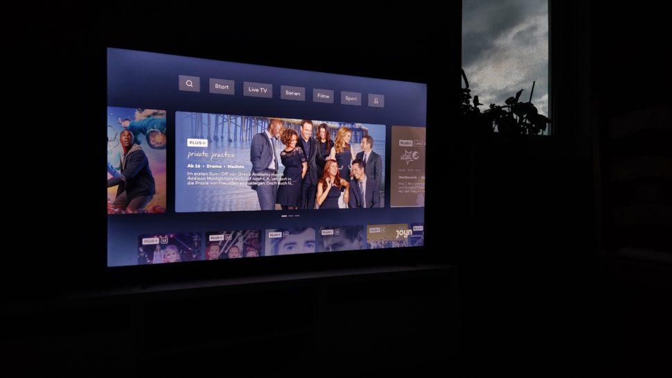 Joyn Android TV II